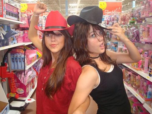 Cowgirls!