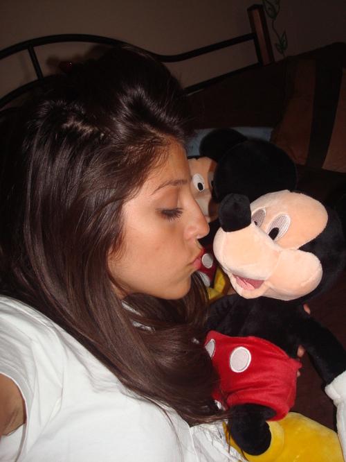 Pao and Mickey!